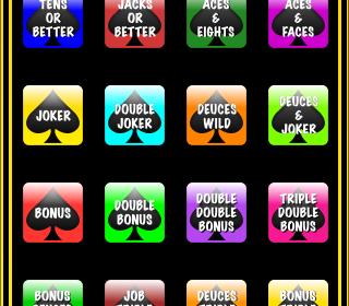 Die kostenlose Vollversion-App für Dienstag: Ultimate Video Poker