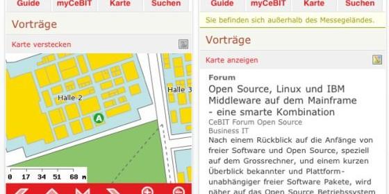 Diese drei kostenlosen iPhone-Apps brauchen Sie für die CEBIT