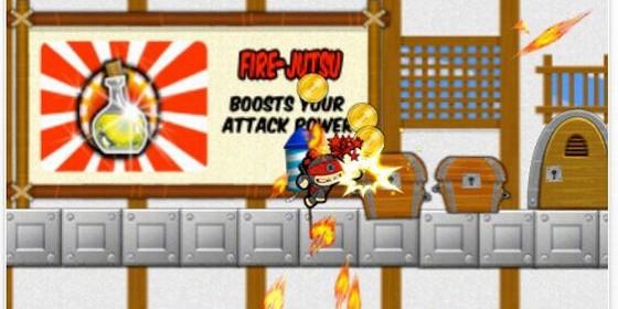 Heute ein App-Schwergewicht gratis: Chop Chop Ninja