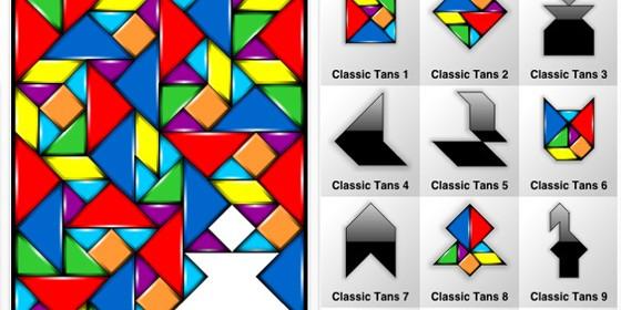 Vollversion-App für die iPhone und iPod Touch Puzzler heute kostenlos: LetsTans