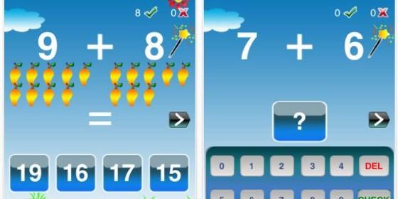 Heute gibts ein Mathespiel für Kinder als kostenlose Vollversion