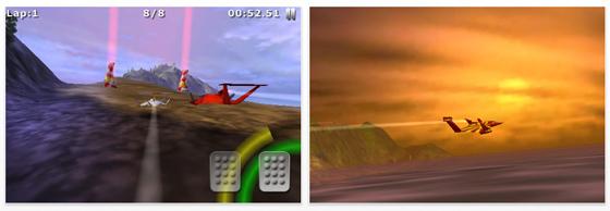 Top-Arcade iPhone Spiel heute kostenlos: Ground Effect