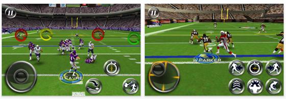 Für alle Fans von American Football ein Muß: Madden NFL 10 von Electronic Arts