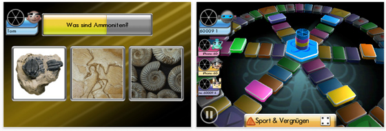 Trivial Pursuit für iPhone und iPod Touch