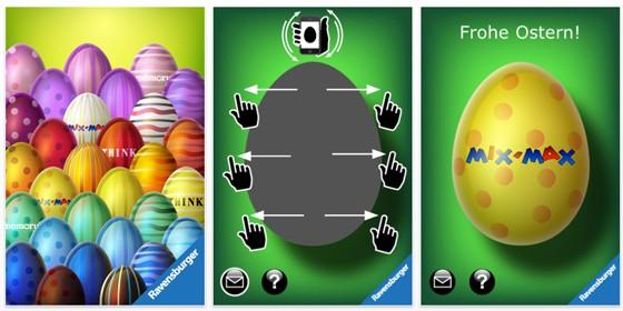 Ostergrüße mit dem selbst designten Ei versenden – die App ist gratis
