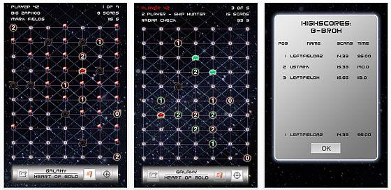 Zur Einführung kostenlos: Galaxis Heart of Gold für iPhone und iPod Touch