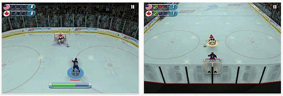 Gut und kostenlos: Hockey Nations Shoot-Out für iPhone und iPod Touch