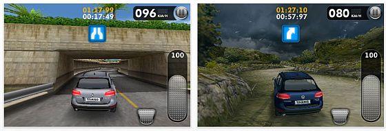 Kostenloses neues Rennspiel für iPhone und iPod Touch: Volkswagen Touareg Challenge