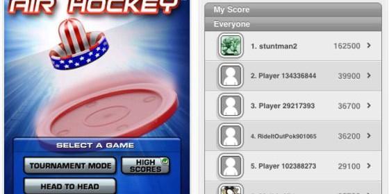 Heute kostenlos: World Cup Air Hockey für iPhone und iPod Touch