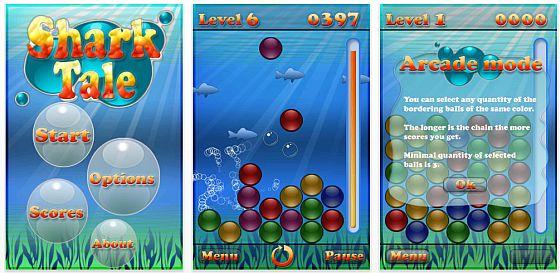 Shark Tale ist gerade kostenlos – kurzweiliges iPhone Spiel für Zwischendurch