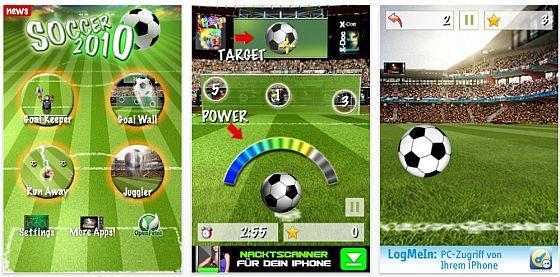 fußball apps kostenlos