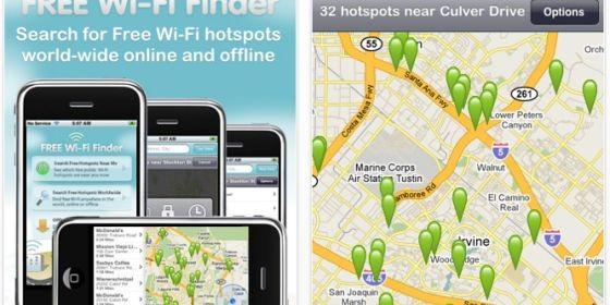 Wie man im Urlaub durch die Nutzung von Hotspots mit dem iPhone Geld sparen kann
