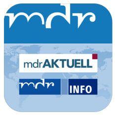 Gleich vier neue Apps vom MDR mit Nachrichten und Livestream kostenlos