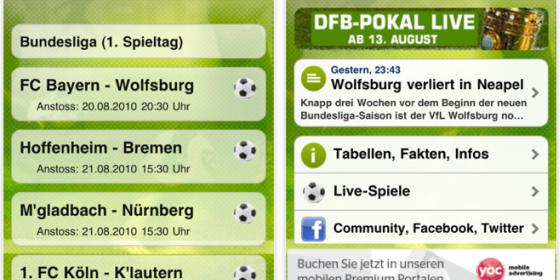 90elf: Das Fußballradio für iPhone und andere Mobiltelefone wurde abgeschaltet