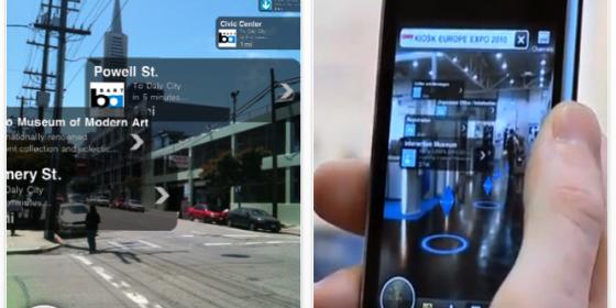 Kostenlose App junaio und Süddeutsche Zeitung Magazin bringen Augmented Reality
