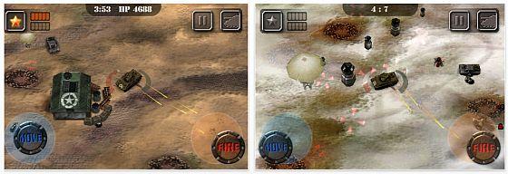 Der große Panzerkrieg – bis 31. Oktober kommt er kostenlos auf Dein iPhone/iPod Touch