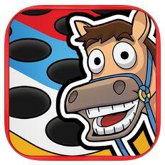 Pferderennen wie auf dem Jahrmarkt – jetzt kostenlos für iPhone und iPod Touch