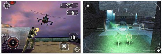Splinter Cell Conviction von Gameloft für iPhone und iPod Touch gerade mit 85 Prozent Rabatt