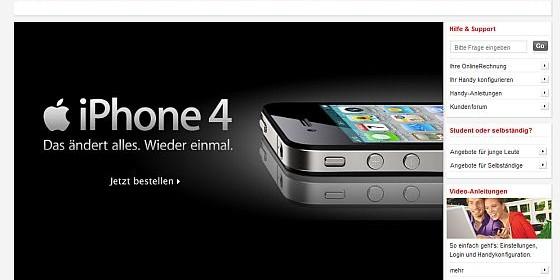 Exklusivvertrieb der Telekom für das iPhone endet heute – wir begrüßen die Kunden von Vodafone und O2