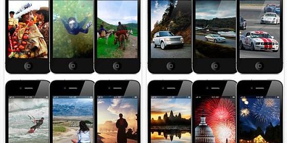 6000 Wallpapers für Dein iPhone oder iPod Touch kurzzeitig kostenlos – mit Anleitung