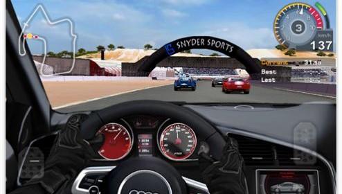 Tipp für das iPad: GT Racing Rennakademie HD von Gameloft jetzt nur 79 Cent!