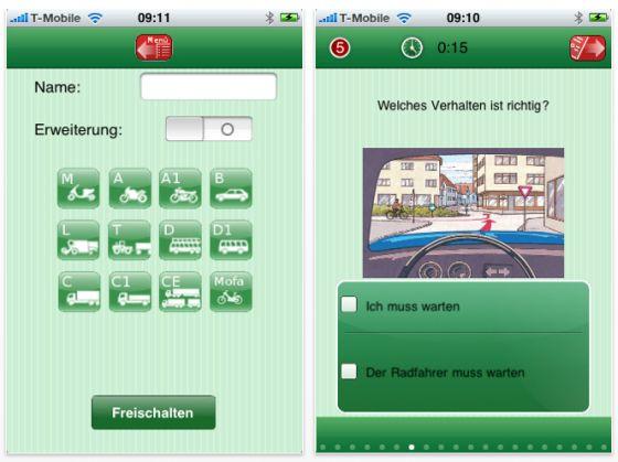 iDriver für iPhone