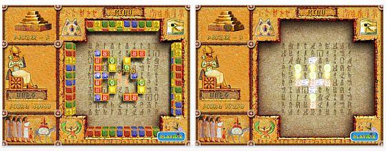 Brickshooter Egypt für das iPad lohnt den heute kostenlosen Download