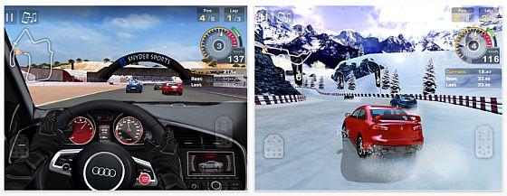 Drei Gameloft Spiele für iPad, iPhone und iPod Touch kurzzeitig extrem im Preis gesenkt