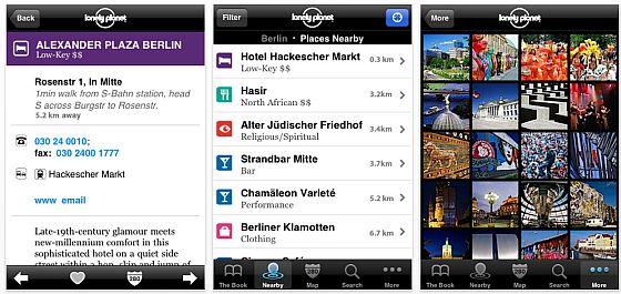 Das Beste aus der Situation machen: Lonely Planet verschenkt wieder Städteführer für iPhone und iPod Touch