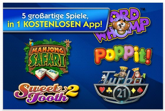Pogo Games Screenshot