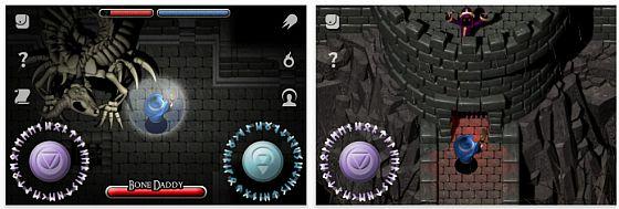 Über Weihnachten kostenlos: Solomon's Keep – guter Doublestick Shooter für iPhone und iPod Touch