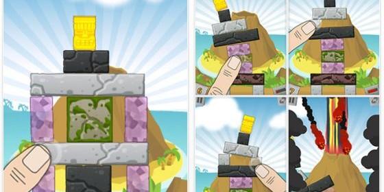 Das beliebte Puzzle Tiki Totems Premium heute kostenlos für iPhone und iPod Touch