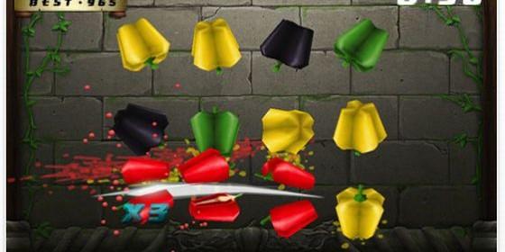Adventskalender: Veggie Samurai heute kostenlos für iPhone und iPod Touch