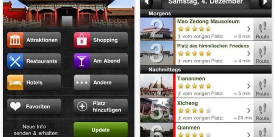 Kurztipp: mTrip Reiseführer Peking gerade kostenlos für iPod Touch und iPhone