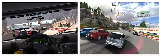 Zwei Rennspiele zum halben Preis und ein Rennwagen-Gestaltungsspiel kostenlos