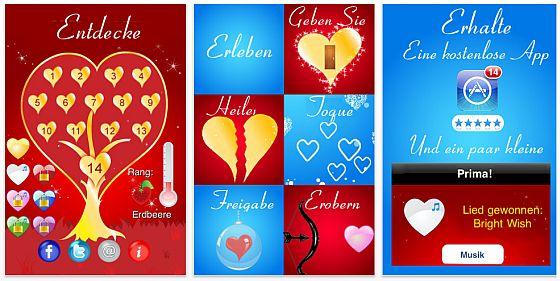 valentinstag 2011 kostenlose apps zum thema liebe und partnerschaft in einer kalender app. Black Bedroom Furniture Sets. Home Design Ideas