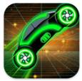 Kleines Rennspiel Neon Knight heute kostenlos für iPhone und iPod Touch