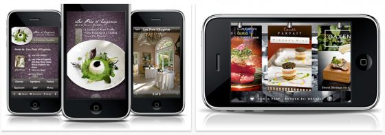 42 Restaurants Screenshot iPhone App