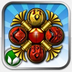 Scarabeus Pearls of Nile heute kostenlos für iPhone und iPod Touch