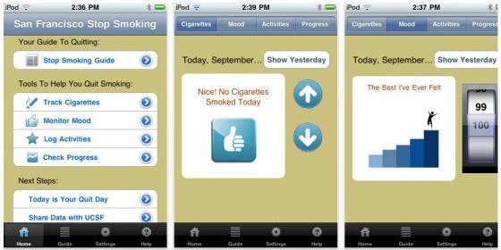 Weltnichtrauchertag – Aufhören mit dem Rauchen – iPhone App unterstützt – wer macht mit?