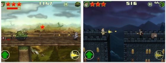 Victory March fr iPhone, iPod Touch, iPad und Mac