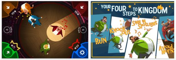 King of Opera - Spiel für iPhone, iPod Touch and iPad - Screenshot