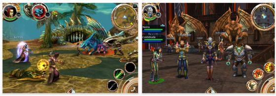 Gameloft mit Sonderaktion – 8 Premiumspiele für iPhone, iPod Touch und iPad drastisch reduziert
