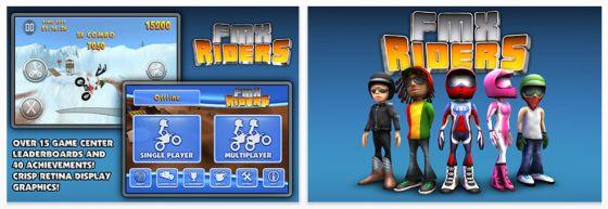 FMX Riders - Arcade Motocross-Spiel