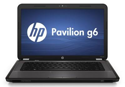 HP Pavilion-Laptop (g6-1105sg) im Sonderverkauf 100 Euro günstiger