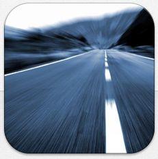 iPhone Fahrtenbuch-App Drivers Log Pro heute und morgen kostenlos