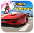 Arcade-Retro Rennspiel Final Freeway heute kostenlos für iPhone, iPod und iPad