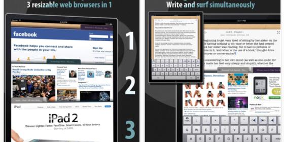 Web-Browser Knowtilus ist gerade kostenlos für iPhone, iPod Touch und iPad – spare 3,99 Euro