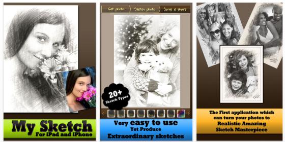 Fotos einfach in Zeichnungen umwandeln – mit dieser App für iPhone und iPad geht es ganz einfach