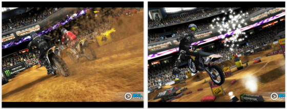 Ricky carmichael Motocross Matchup Plus 